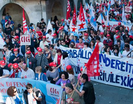 representantes de los trabajadores
